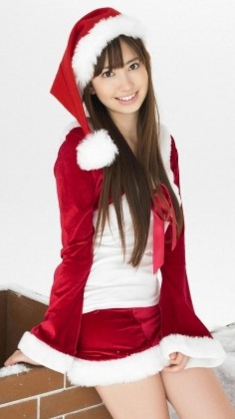 サンタクロースになっちゃった!
